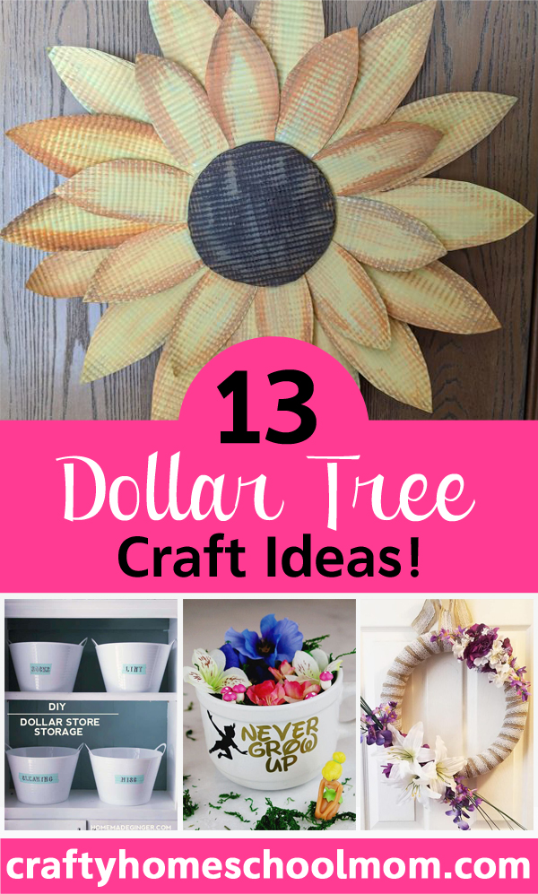 Diy Dollar Tree Crafts